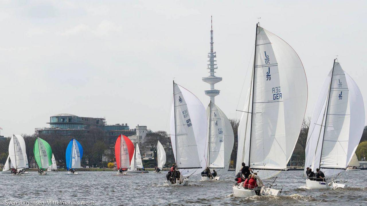 Der Hype um dieDeutsche Segel-Bundesliga geht weiter