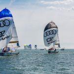 Riesen Erfolg für erstes Event der Deutschen Junioren Segel-Liga am Sorpesee