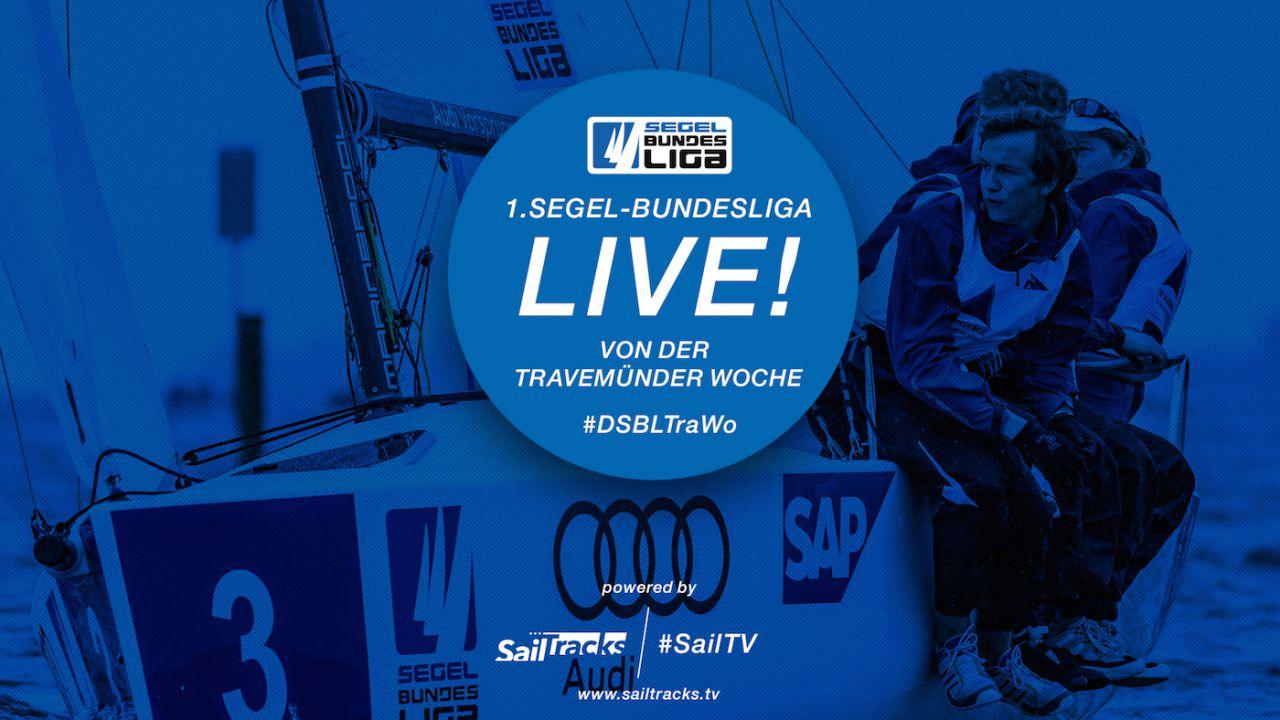 Große Liveübertragung an allen drei Tagen in Travemünde