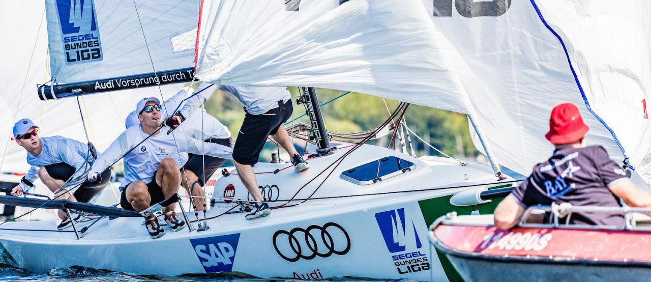 Deutscher Touring Yacht-Club übernimmt Tabellenführung