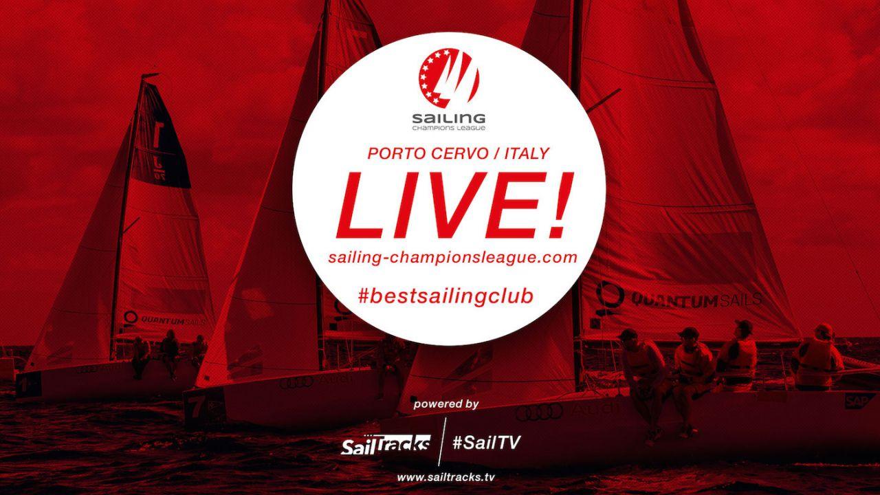 Am Freitag startet das Finale der SAILING Champions League in Porto Cervo