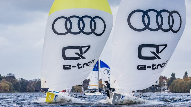 Audi verlängert Premium-Partnerschaft mit Segel-Bundesliga