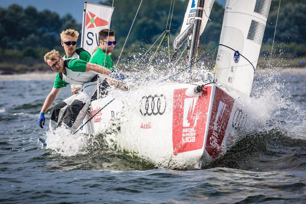 Deutscher Touring Yacht-Club und Seglervereinigung Itzehoe gewinnen in Travemünde