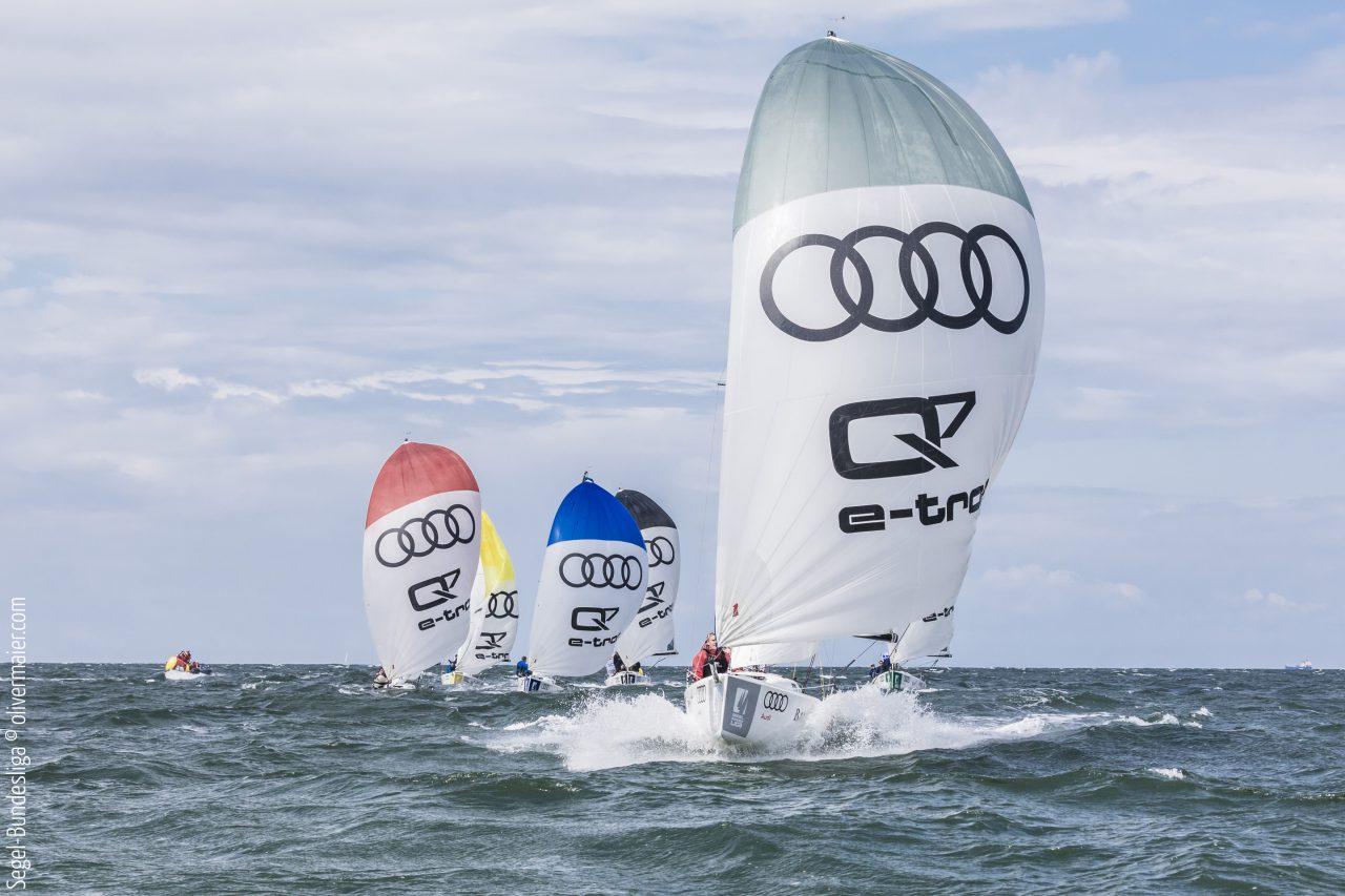 Akademischer Segelverein Warnemünde verpasst knapp den Sieg auf Heimatrevier