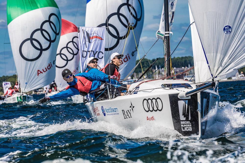 Schafft der Deutsche Touring Yacht-Club den Hattrick?