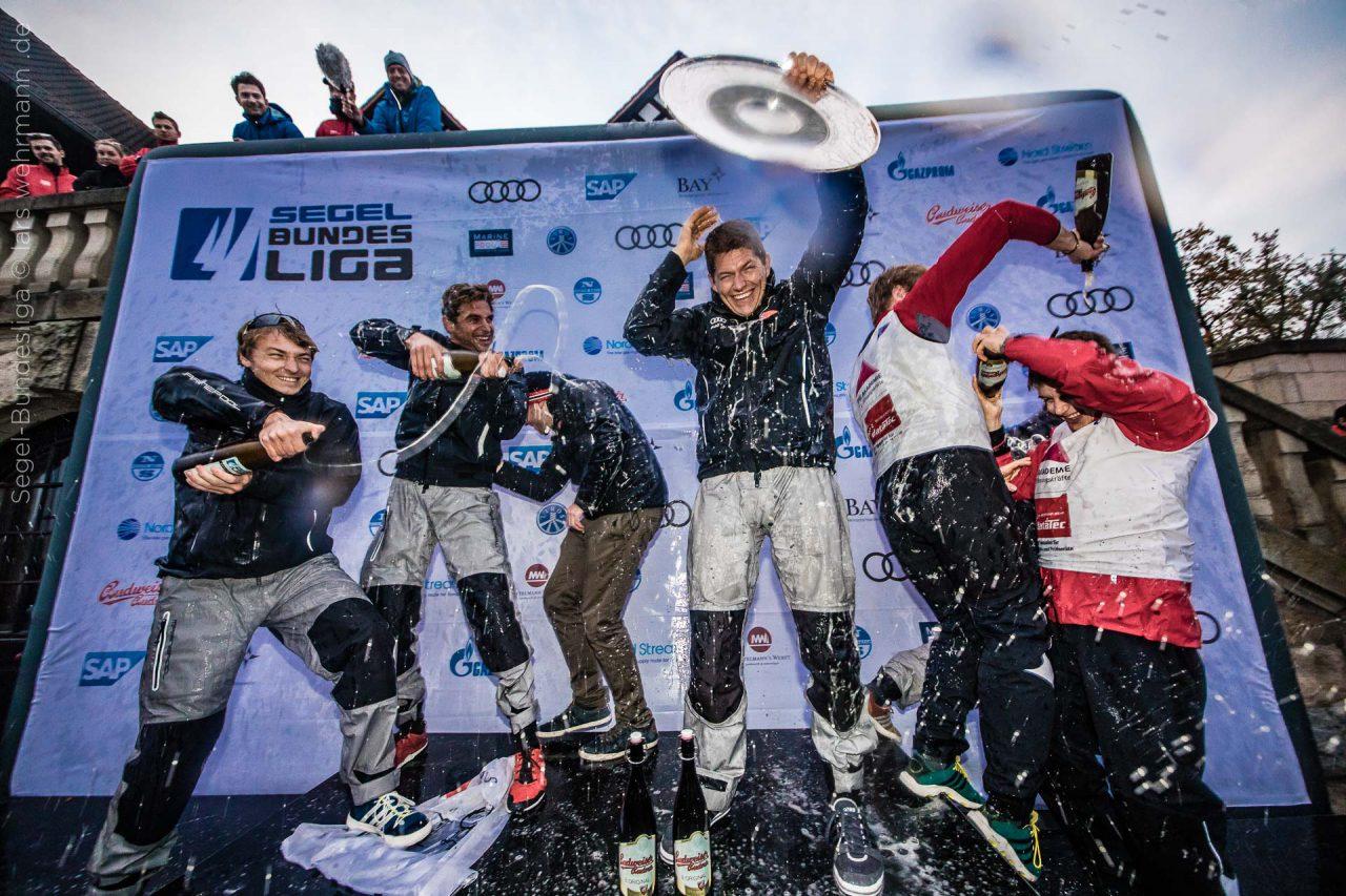 Norddeutscher Regatta Verein holt Meistertitel zum dritten Mal nach Hamburg