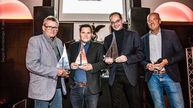 Deutsche Segel-Bundesliga vergibt erstmals Journalistenpreis für Segelberichterstattung