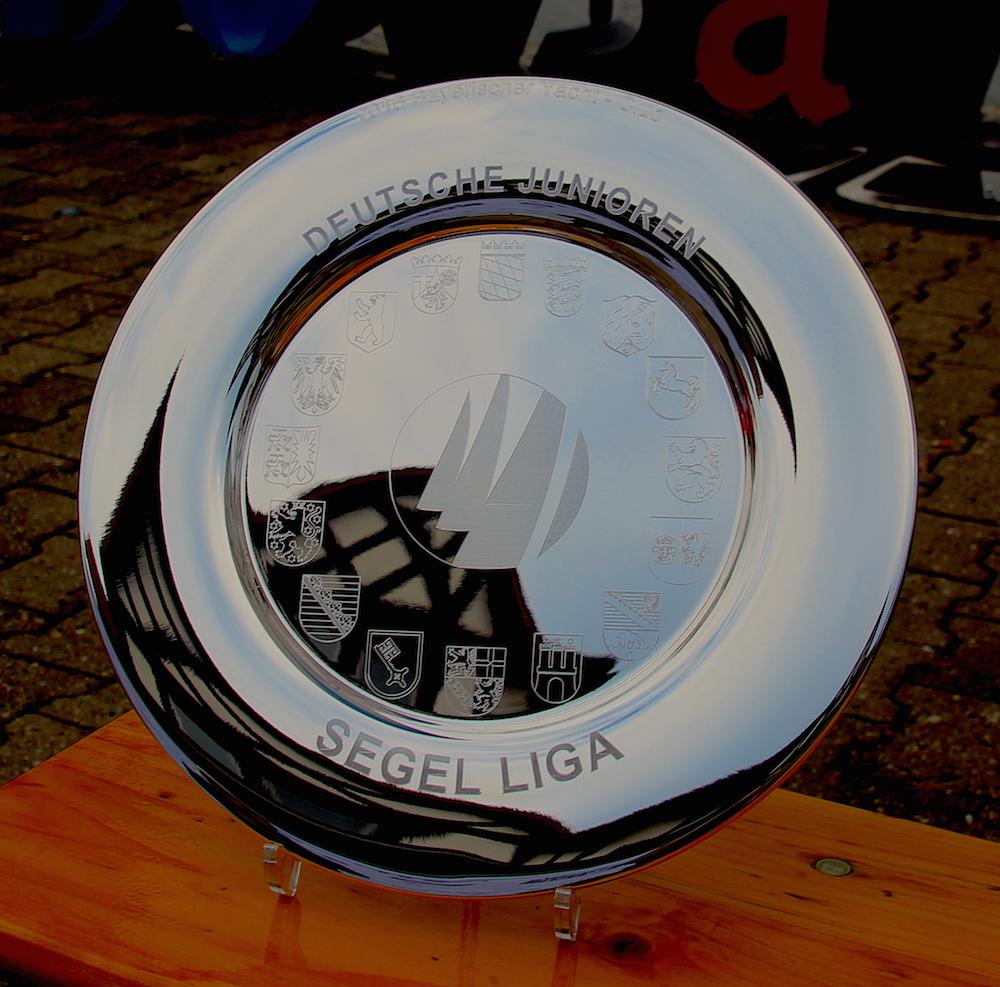 Deutsche Junioren Segel-Liga gibt Termine 2018 bekannt