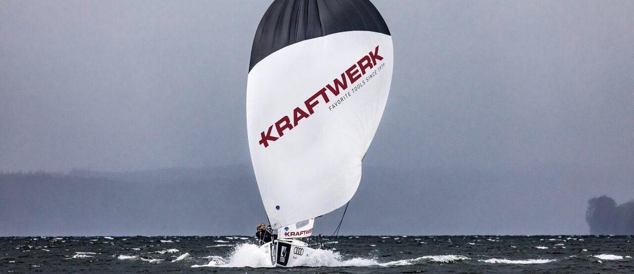 Segel-Bundesliga gewinnt KRAFTWERK als neuen Premium-Partner